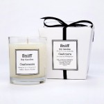 cashmere candle, scented candles, sniff soy candles