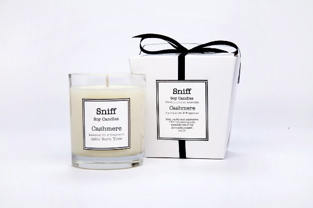 Cashmere candle image
