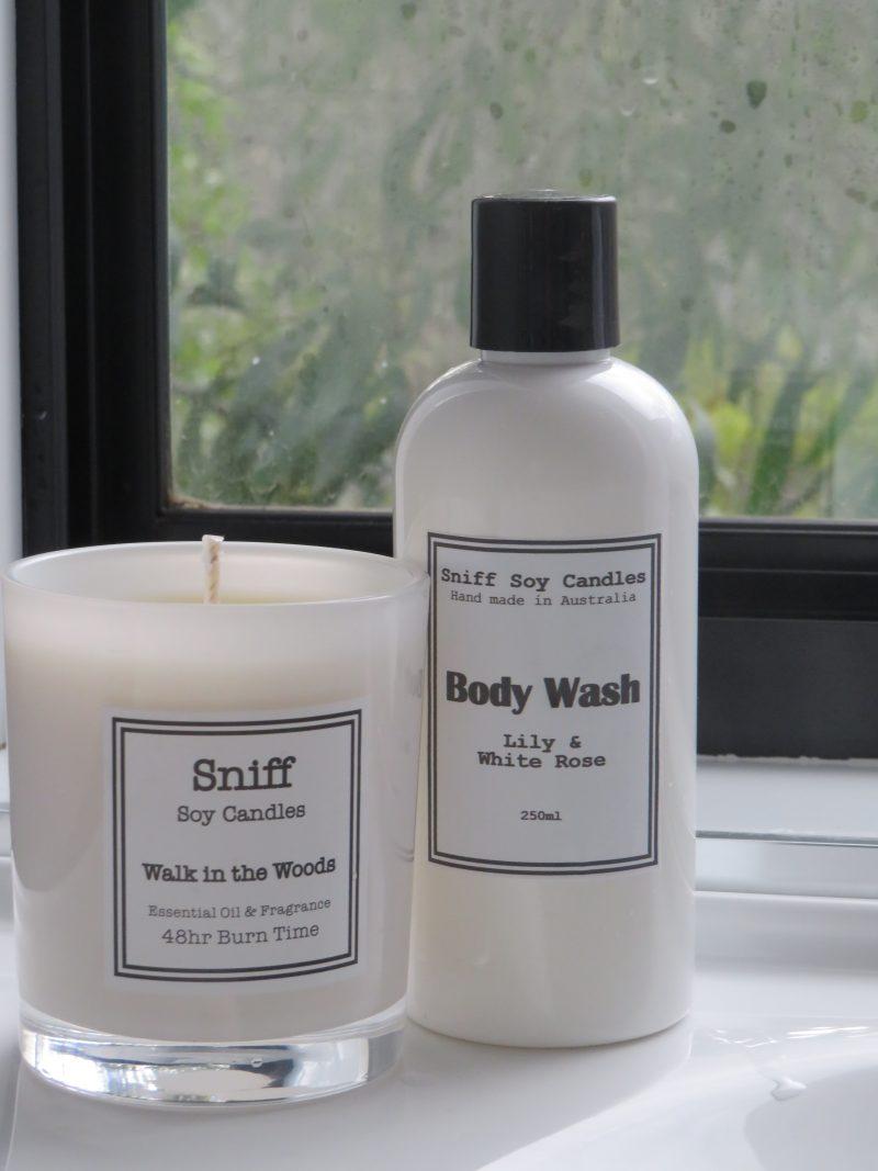 Bath – body wash