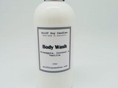 Body wash pinepple